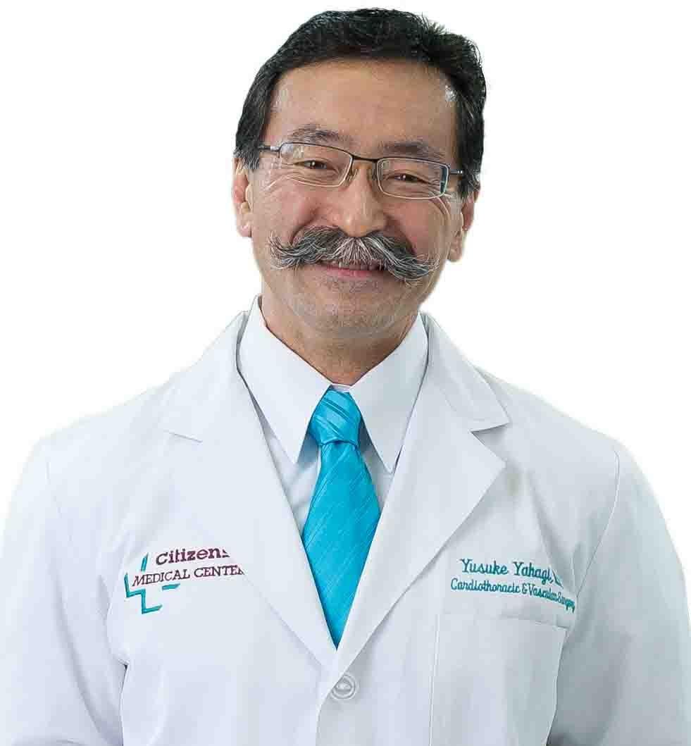 Dr. Yahagi
