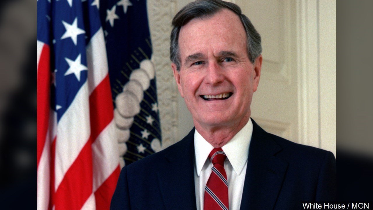 analysis of george hw bush inaugural address Englisch-klausur: george w bush, extract from his inaugural speech delivered 2001 - summary of the speech in no more than 150 words - explanation of the used rhetoric phrases to convince.
