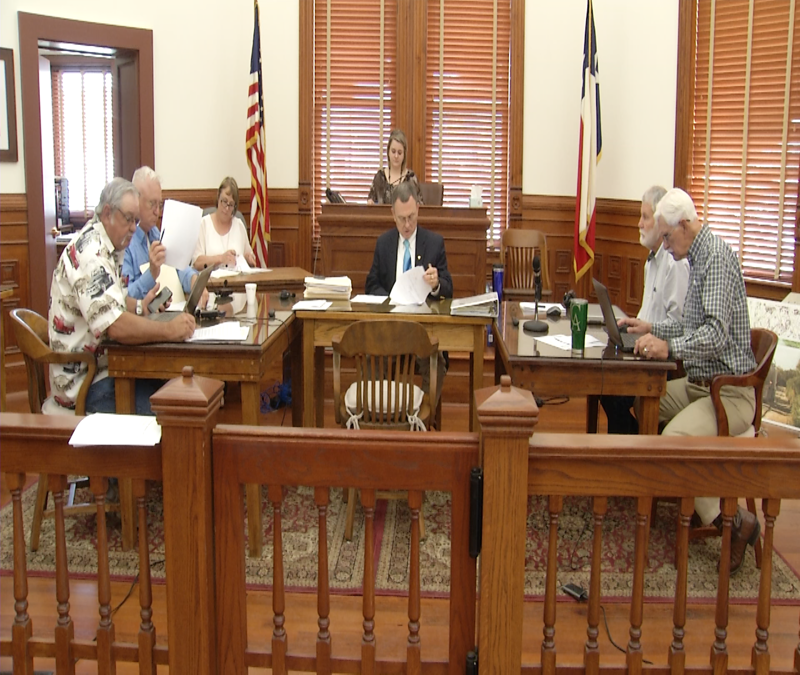 Dewitt County Comissioners Terminate Old Interlocal Agreement