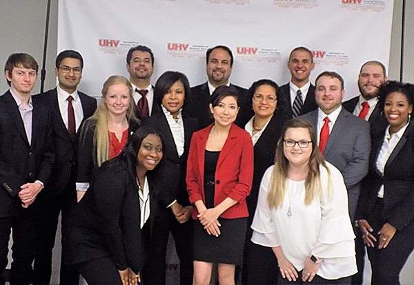 BBA Case Conference Students